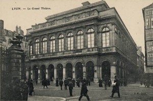 Grand théâtre de Lyon