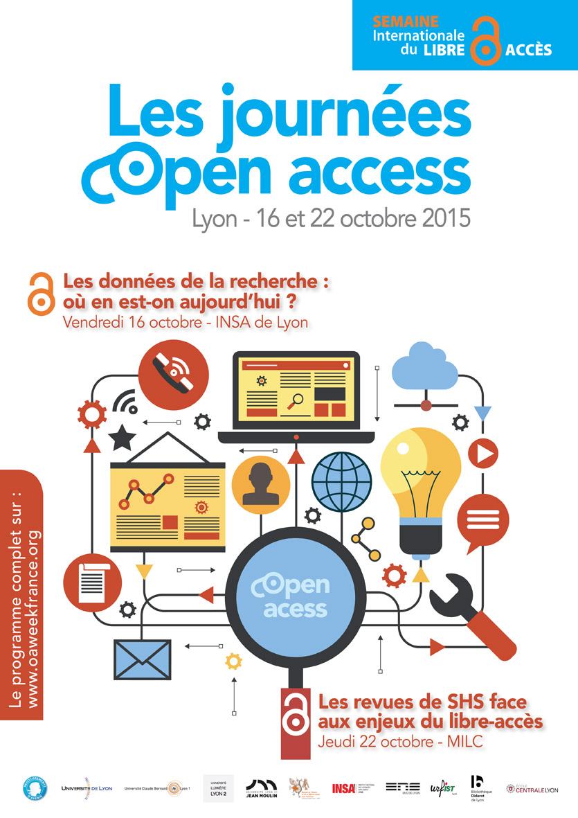 OpenAccessWeekJournées